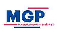Logo Mutuelle des forces de sécurité