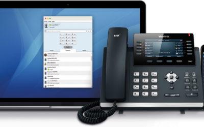 La téléphonie via notre solution de communication DELTA Centrex