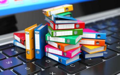 GED : vos documents numérisés pour plus d'efficacité et moins de papier !