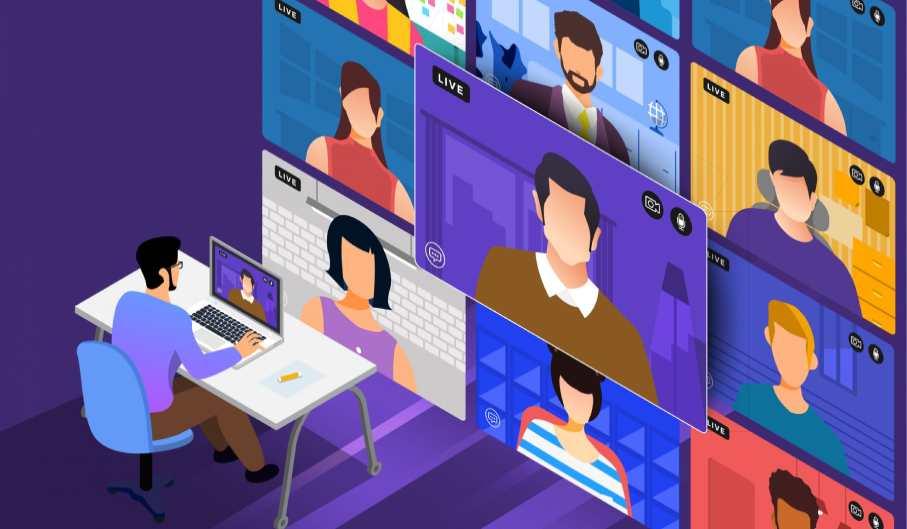 Collaboration : webconférence vs visioconférence, quelles différences ?