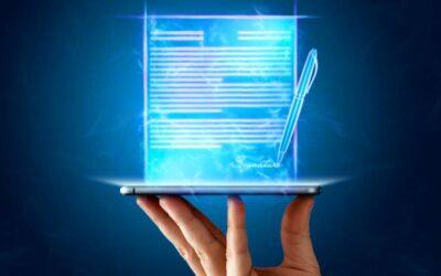 Sûre, pratique et économique : adoptez la signature électronique !